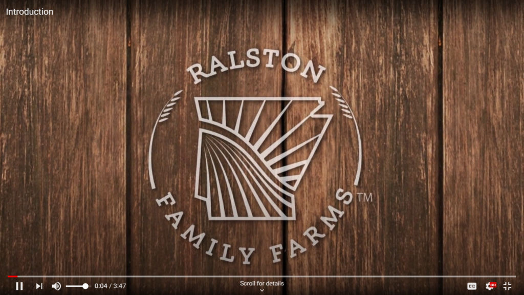 Ralston Rice Introduction